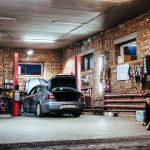 De diensten van een autobedrijf
